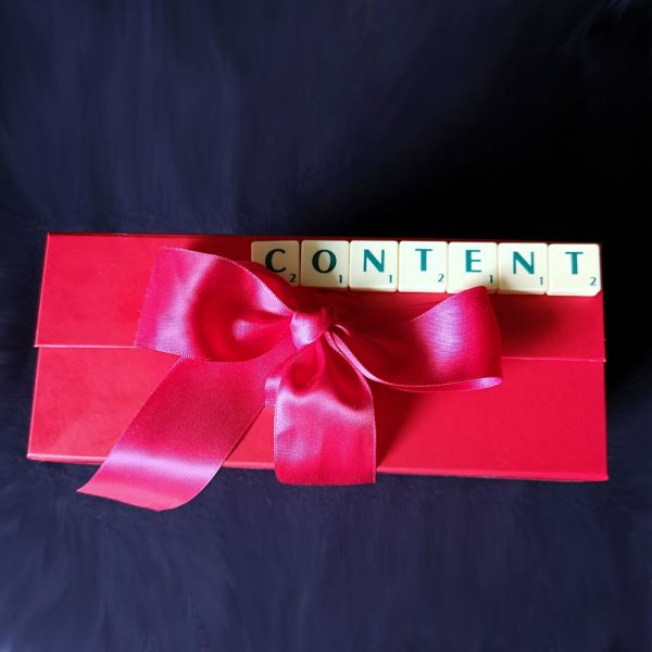 content w blogowaniu