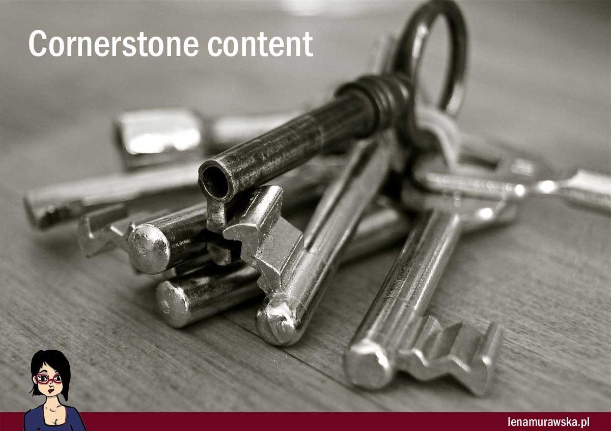 najważniejszy wpis na blogu, kluczowe treści na blogu firmowym, najważniejsze teksty na stronie www, kluczowe artykuły na stronie firmowej
